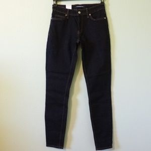 Calvin Klein Jeans 27 X 32 Mid Rise Skinny
